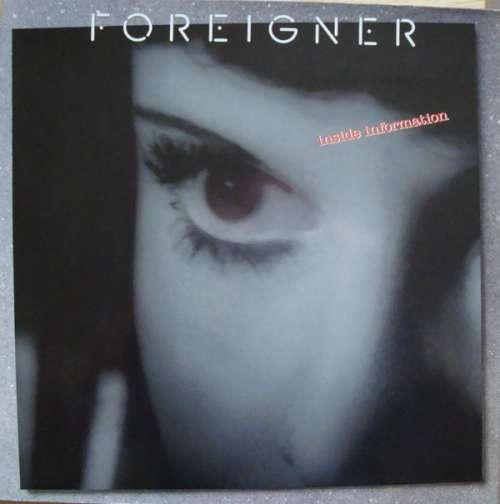 Bild Foreigner - Inside Information (LP, Album, Gat) Schallplatten Ankauf