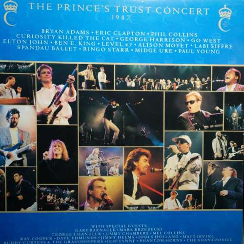 Cover Various - The Prince's Trust Concert 1987 (2xLP, Album) Schallplatten Ankauf