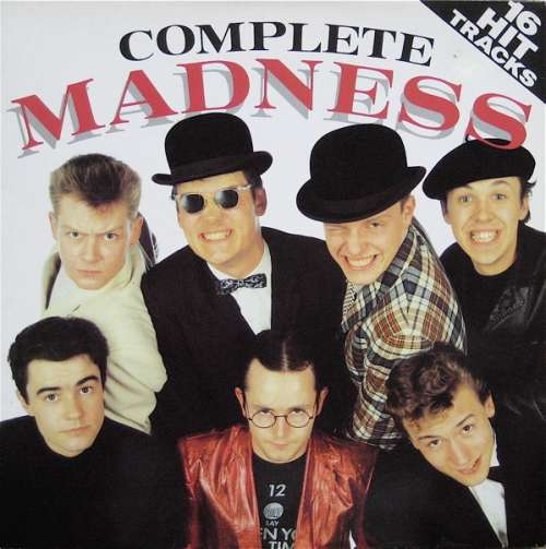 Cover Madness - Complete Madness (LP, Comp) Schallplatten Ankauf