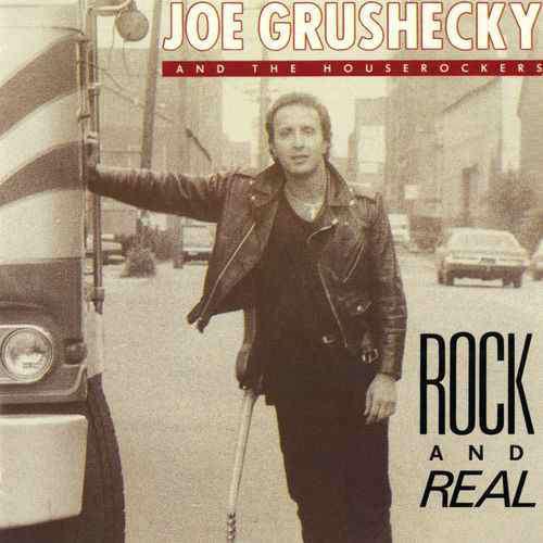 Bild Joe Grushecky And The Houserockers* - Rock And Real (LP, Album) Schallplatten Ankauf