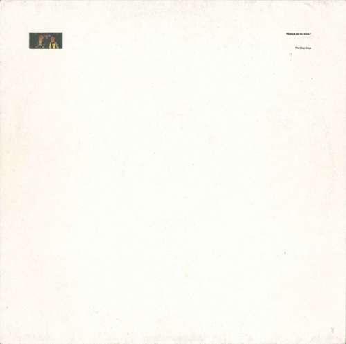 Cover Pet Shop Boys - Always On My Mind (12, Maxi) Schallplatten Ankauf