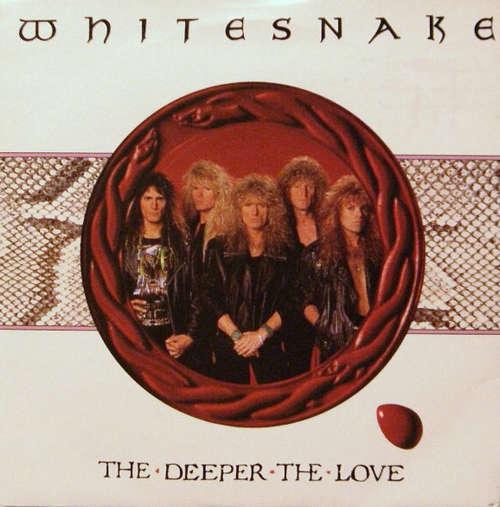 Bild Whitesnake - The Deeper The Love (7, Single) Schallplatten Ankauf