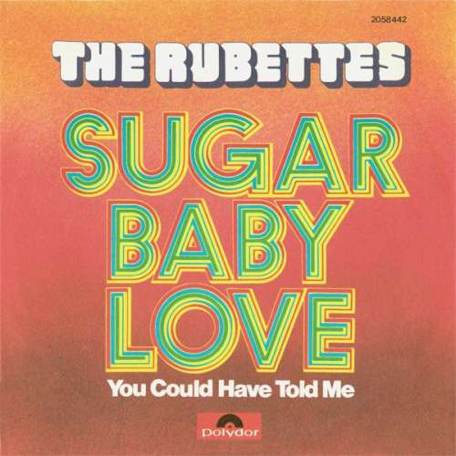 Bild The Rubettes - Sugar Baby Love (7, Single) Schallplatten Ankauf