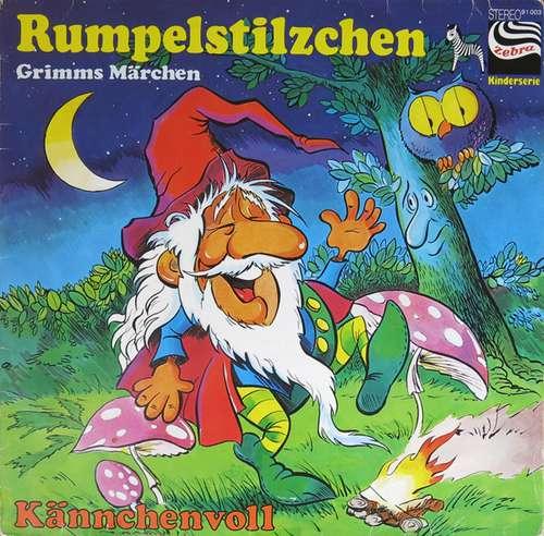 Bild Various - Grimms Märchen: Rumpelstilzchen / Kännchenvoll (LP) Schallplatten Ankauf