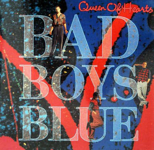 Cover Bad Boys Blue - Queen Of Hearts (12, Maxi) Schallplatten Ankauf