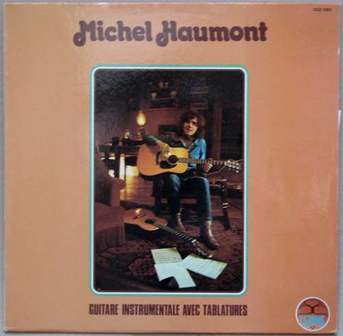 Bild Michel Haumont - Guitare Instrumentale Avec Tablature (LP, Album) Schallplatten Ankauf