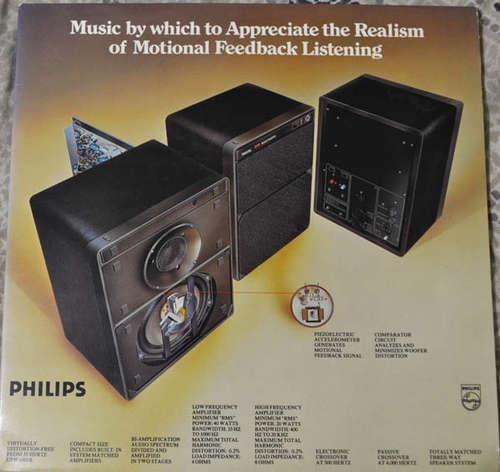 Bild Various - Motional Feedback Demonstration Record No. 2 (LP, Comp, 180) Schallplatten Ankauf