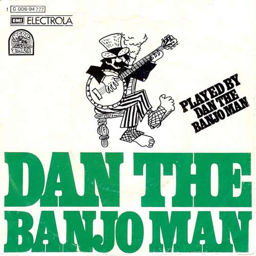Bild Dan The Banjo Man - Dan The Banjo Man (7, Single) Schallplatten Ankauf