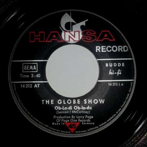 Cover The Globe Show - Ob-La-di Ob-la-da (7, Single) Schallplatten Ankauf