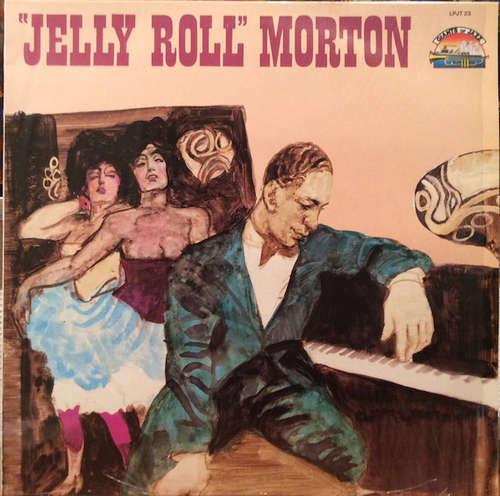 Cover zu Jelly Roll Morton* - Jelly Roll Morton (LP, Comp) Schallplatten Ankauf
