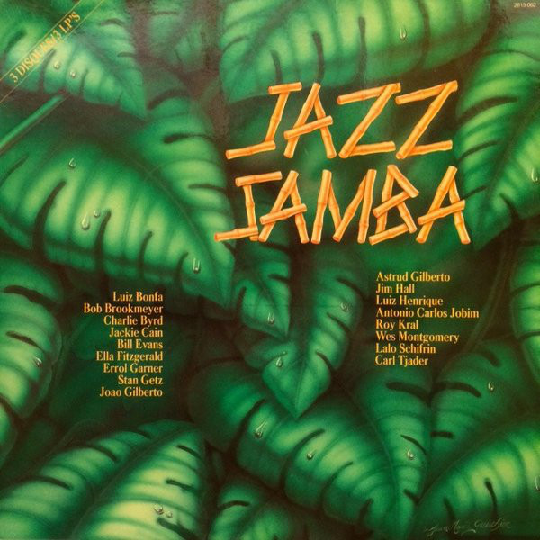 Cover Various - Jazz Samba (Box + 3xLP, Comp) Schallplatten Ankauf