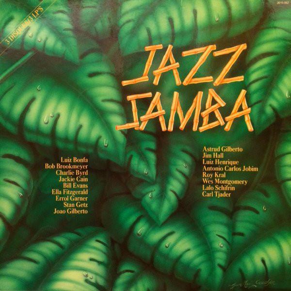 Bild Various - Jazz Samba (Box + 3xLP, Comp) Schallplatten Ankauf
