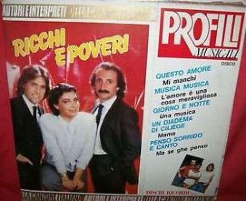 Cover Ricchi E Poveri - Ricchi E Poveri (LP, Comp, Gat) Schallplatten Ankauf