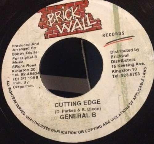 Bild General B - Cutting Edge (7) Schallplatten Ankauf