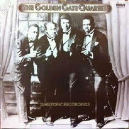Bild The Golden Gate Quartet - 35 Historic Recordings (2xLP, Comp) Schallplatten Ankauf