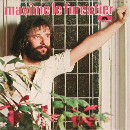 Cover zu Maxime Le Forestier - Maxime Le Forestier (LP, Comp) Schallplatten Ankauf