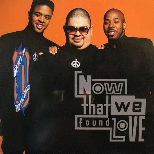Cover zu Heavy D. & The Boyz - Now That We Found Love (12, Maxi) Schallplatten Ankauf