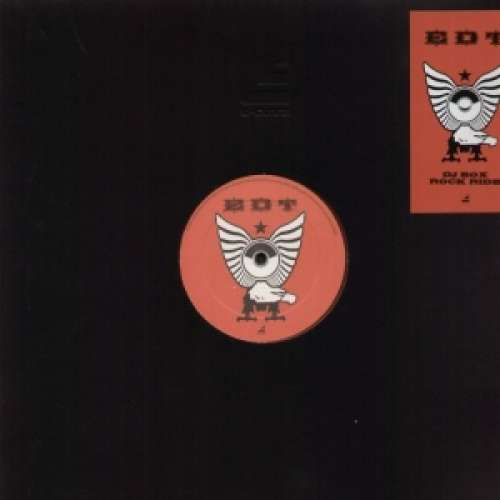 Cover zu E.D.T. - DJ Box / Rock Ride (12) Schallplatten Ankauf