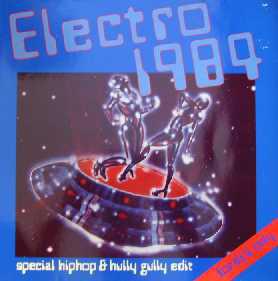 Cover Various - Electro 1984 (12, Mixed, Promo) Schallplatten Ankauf
