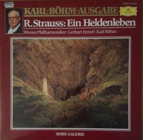 Bild Wiener Philharmoniker, Gerhart Hetzel, Karl Böhm, R. Strauss* - Ein Heldenleben (LP) Schallplatten Ankauf