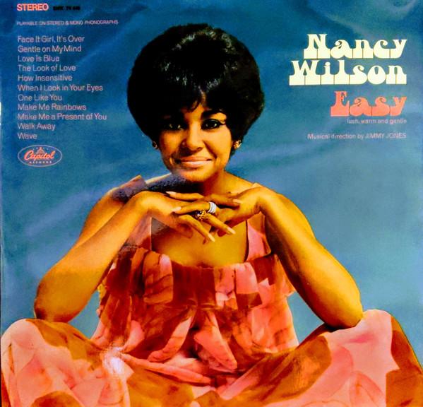 Cover Nancy Wilson - Easy - Lush, Warm And Gentle (LP, Album) Schallplatten Ankauf