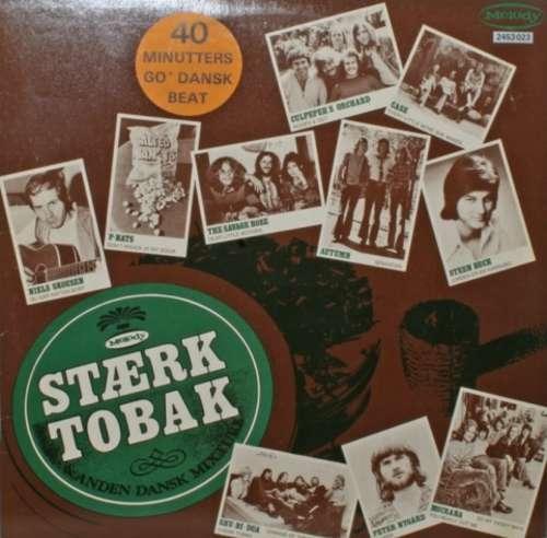 Bild Various - Stærk Tobak & Anden Dansk Mixture (LP, Comp) Schallplatten Ankauf