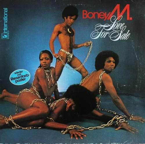 Bild Boney M. - Love For Sale  (LP, Album) Schallplatten Ankauf
