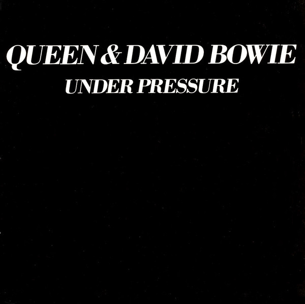 Cover Queen & David Bowie - Under Pressure (12, Single) Schallplatten Ankauf