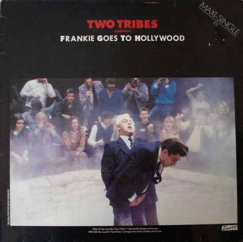 Bild Frankie Goes To Hollywood - Two Tribes (Carnage) (12, Maxi) Schallplatten Ankauf