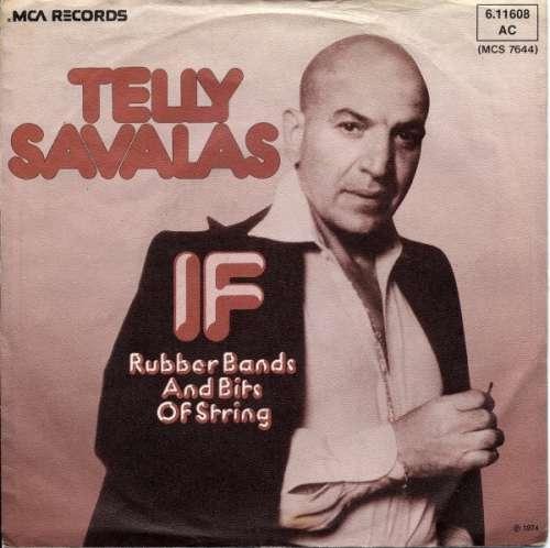 Bild Telly Savalas - If (7, Single) Schallplatten Ankauf