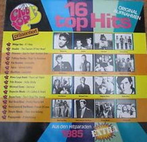 Bild Various - Club Top 13 · Extra - Aus Den Hitparaden 1985 (LP, Comp) Schallplatten Ankauf