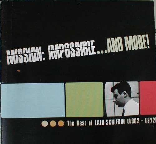 Cover Lalo Schifrin - Mission: Impossible ... And More! (CD) Schallplatten Ankauf