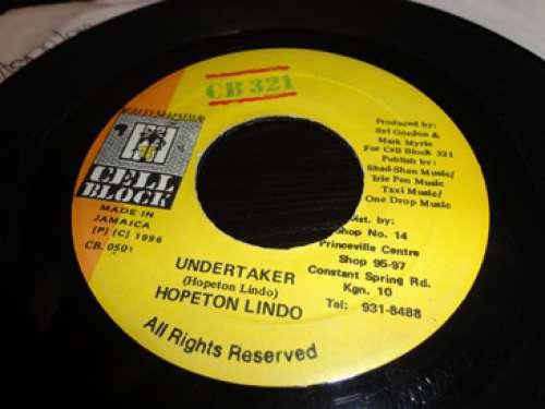 Bild Hopeton Lindo - Undertaker (7) Schallplatten Ankauf