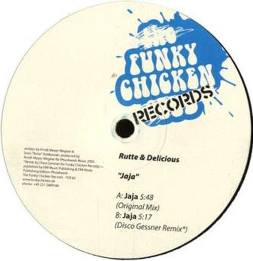 Bild Rutte & DJ Delicious - Jaja (12) Schallplatten Ankauf