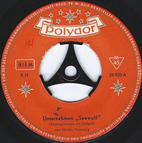 Cover zu Sándor Ferenczy - Unternehmen Seewolf (Atomspionage Am Südpol) (7, Mono) Schallplatten Ankauf