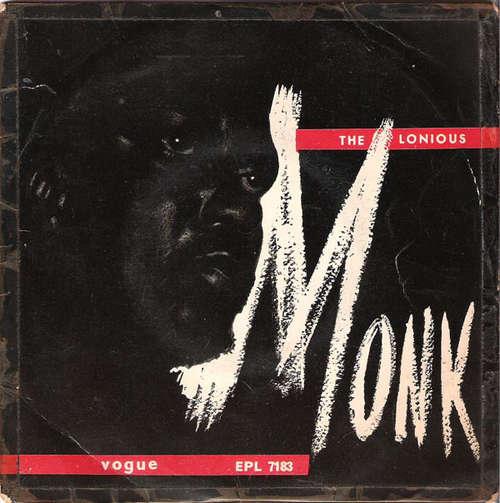 Cover Thelonious Monk - Thelonious Monk (7, EP) Schallplatten Ankauf