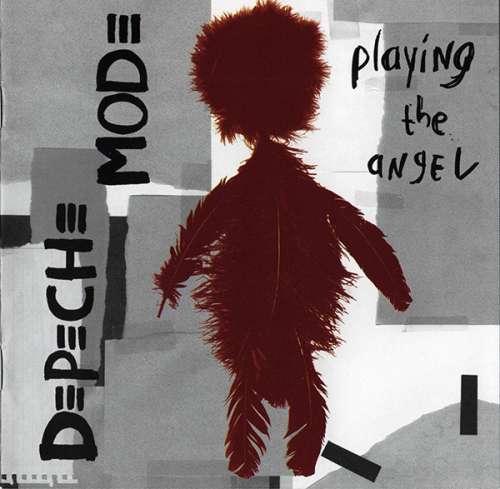 Cover Depeche Mode - Playing The Angel (SACD, Hybrid, Multichannel, Album + DVD-V, Multich) Schallplatten Ankauf