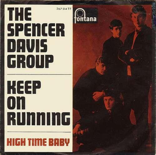 Bild The Spencer Davis Group - Keep On Running (7, Single, Mono) Schallplatten Ankauf