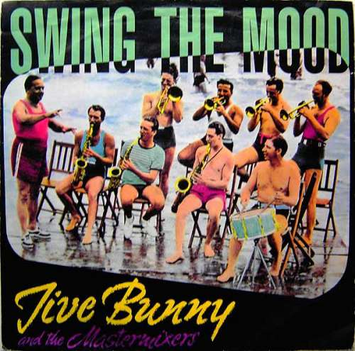 Bild Jive Bunny And The Mastermixers - Swing The Mood (7, Single, Inj) Schallplatten Ankauf