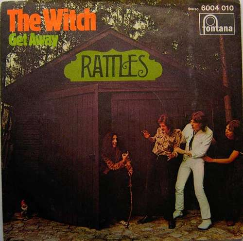 Bild Rattles* - The Witch (7, Single) Schallplatten Ankauf