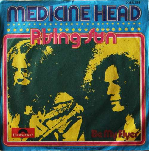 Bild Medicine Head (2) - Rising Sun (7, Single) Schallplatten Ankauf