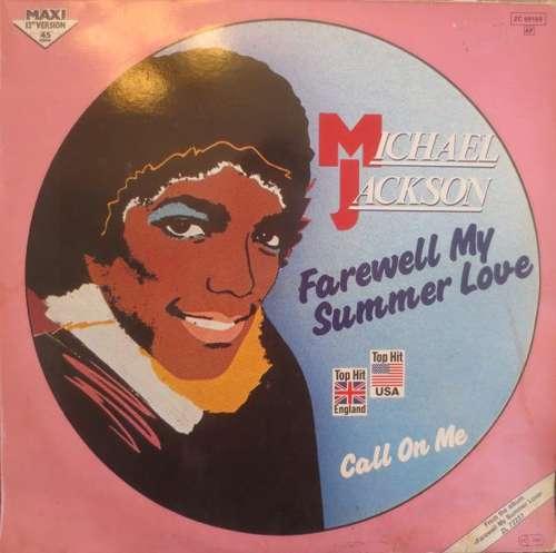 Cover zu Michael Jackson - Farewell My Summer Love (12, Maxi) Schallplatten Ankauf