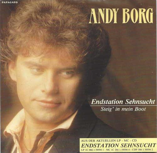 Bild Andy Borg - Endstation Sehnsucht (7, Single) Schallplatten Ankauf