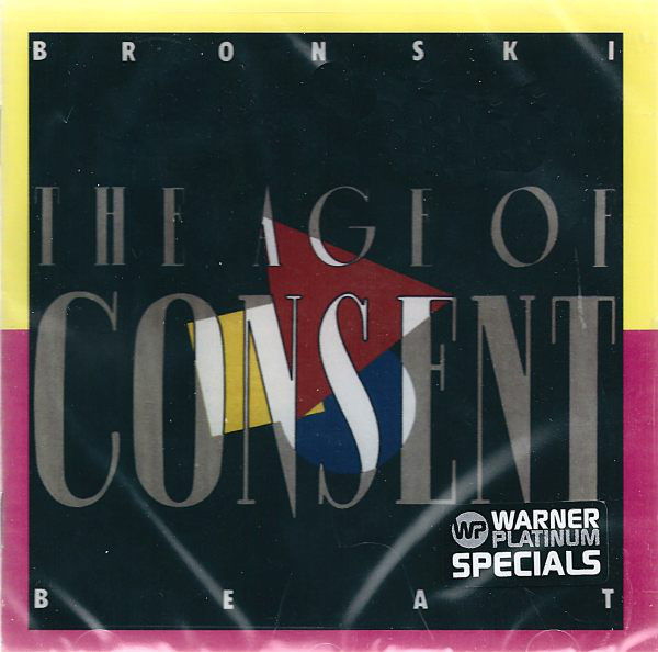 Bild Bronski Beat - The Age Of Consent (CD, Album, RE, RM) Schallplatten Ankauf