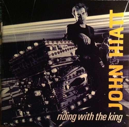 Bild John Hiatt - Riding With The King (CD, Album, RE) Schallplatten Ankauf
