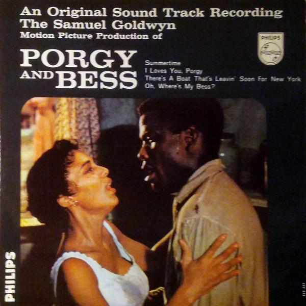 Bild George Gershwin - Porgy And Bess (7, EP, Mon) Schallplatten Ankauf