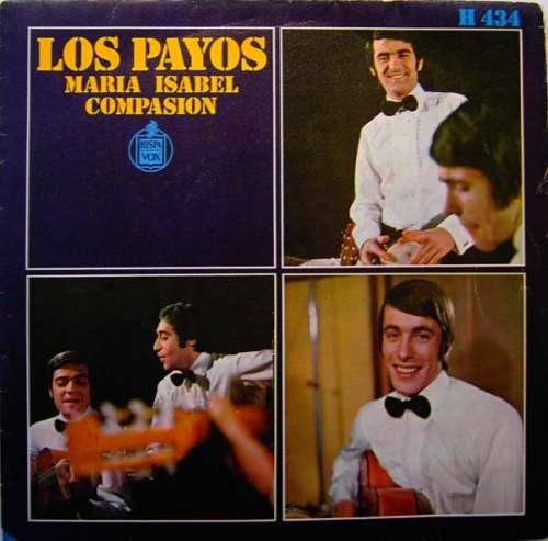 Cover Los Payos - Maria Isabel / Compasion (7, Single) Schallplatten Ankauf