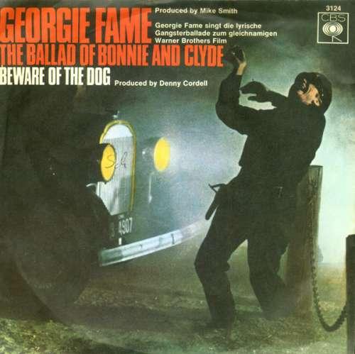 Bild Georgie Fame - The Ballad Of Bonnie And Clyde (7, Single) Schallplatten Ankauf