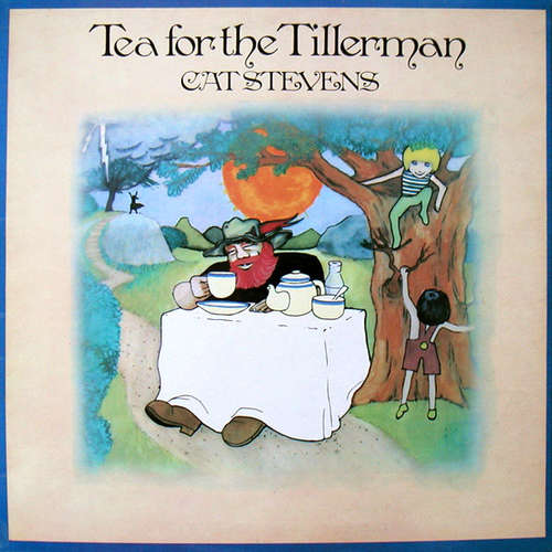 Cover Cat Stevens - Tea For The Tillerman (LP, Album, RE) Schallplatten Ankauf