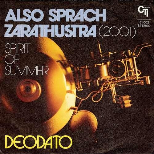 Bild Deodato* - Also Sprach Zarathustra (2001) (7, Single) Schallplatten Ankauf